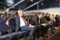 Tallinn Digital Summit press presentation- Intro to the agenda of the Tallinn Digital Summit (37338037962).jpg