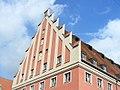 Tanzhausgiebel, Donauwoerth (Dance House Gable) - geo.hlipp.de - 22199.jpg