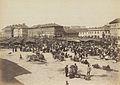 Targ na placu Żelaznej Bramy 1894.jpg