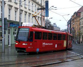 Image illustrative de l article Tramway de Bratislava c6cc7dd50f5