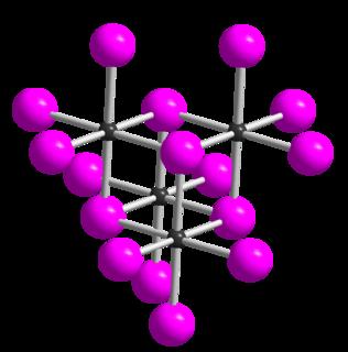 Tellurium tetrabromide Chemical compound
