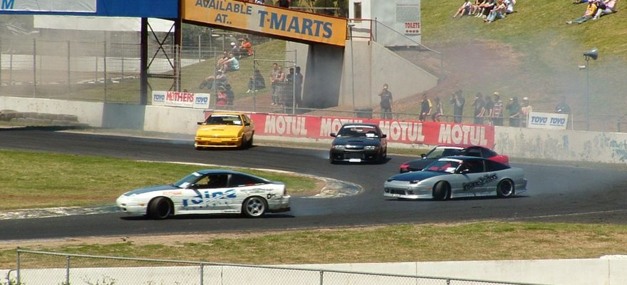 Drifting (motorsport) - The Reader Wiki, Reader View of