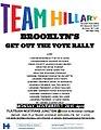 Team Hillary Broooklyn GOTV rally November 7.jpg