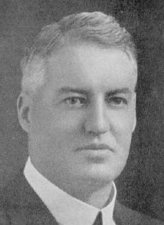 Ted Theodore - Theodore as a federal MP in the 1920s.
