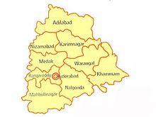 Telangana - Wikipedia