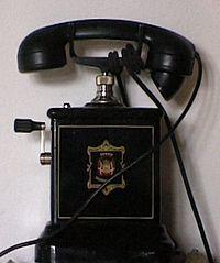 telefonens historie i danmark