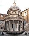 Tempietto del Bramante Vorderseite.jpg