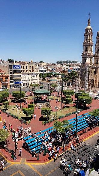 Tepatitlán - Downtown Tepatitlán