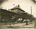 Test train at Northampton station, May 1901.jpg