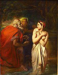 Suzanne et les Vieillards