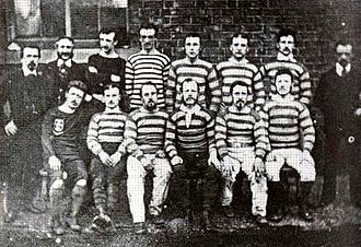 Sheffield Wednesday F.C. - The Wednesday team in 1878