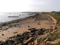 The 'beach' near the pub at Kilnsea - geograph.org.uk - 278342.jpg