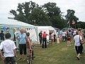 The 2009 Bedhampton Summer Fête in Bidbury Mead (1) - geograph.org.uk - 1385040.jpg