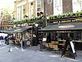 The Bear & Staff pub, Bear Street, London 1.JPG