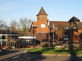 The Belfry - Image: The Befry geograph 2164112 by Michael Westley