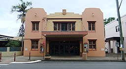 The Bellingen Memorial Hall - Taken on the Saturday, 19th March 2011 at 1-25pm. - panoramio.jpg