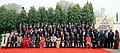 The Chief of Army Staff, General Bipin Rawat in a group photograph with the senior officials from Defence Accounts Department and Services Headquarters, on the occasion of two-day Controllers Conference - 2017.jpg