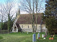 The Church of St Thomas, East Orchard - geograph.org.uk - 371272.jpg