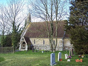 East Orchard - Image: The Church of St Thomas, East Orchard geograph.org.uk 371272
