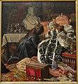 The Death of Queen Sophia Amalie by Kristian Zahrtmann - Statens Museum for Kunst - DSC08247.JPG