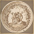 "The Drunken SiIenus- Design for the ""Tazza Farnese"" MET DP808300.jpg"