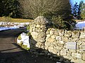 The Entrance to Kirkton Lodge - geograph.org.uk - 1722414.jpg