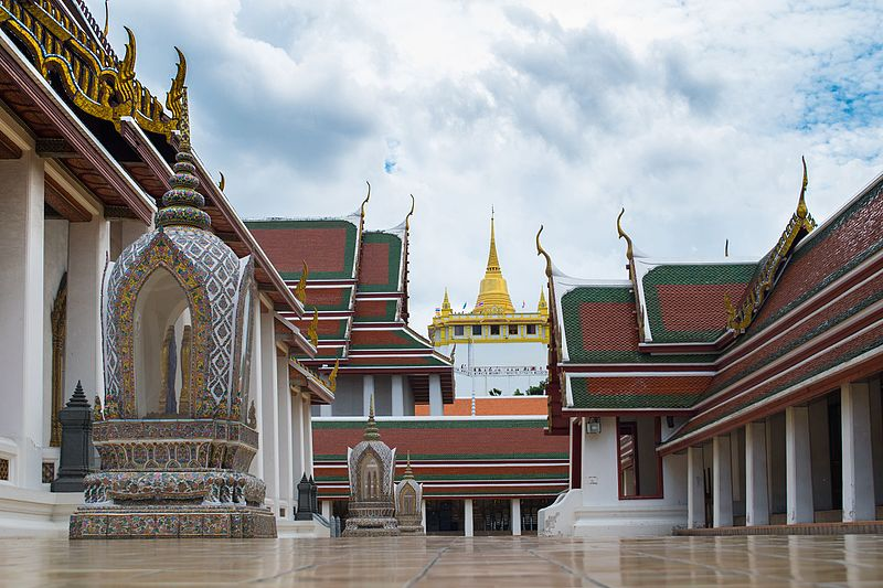 File:The Golden Mount at Wat Saket.jpg