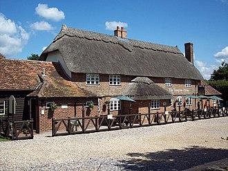 Tarrant Monkton - The Langton Arms