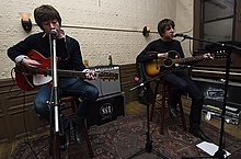 The Last Shadow Puppets u Sound Fix studiju