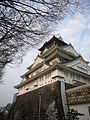The Main Tower of Osaka Castle 大坂城天守閣 - panoramio.jpg