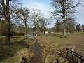 The Old Mill and pond at Lyme Park - geograph.org.uk - 1742743.jpg