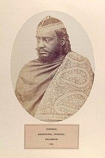 Chero Hindu caste in India