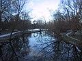 The River Cherwell from High Bridge (geograph 2217746).jpg