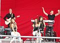 The Saturdays at Monkwearmouth, Sunderland 7.jpg