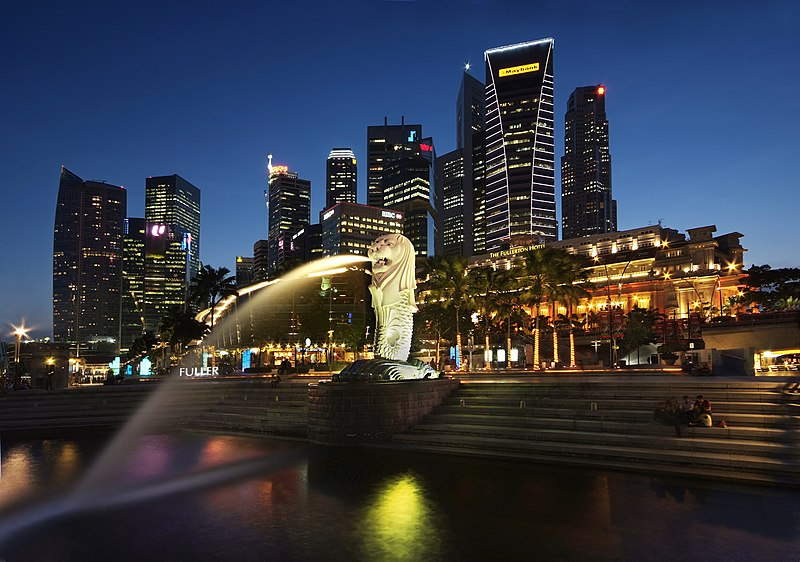 Datei:The Singapore Merlion.jpg