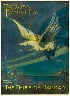 <i>The Thief of Bagdad</i> (1924 film) 1924 film by Raoul Walsh