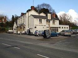 The Village Inn at Beoley, near Redditch - geograph.org.uk - 149934.jpg