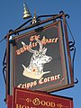 The White Hart sign (geograph 2167626).jpg