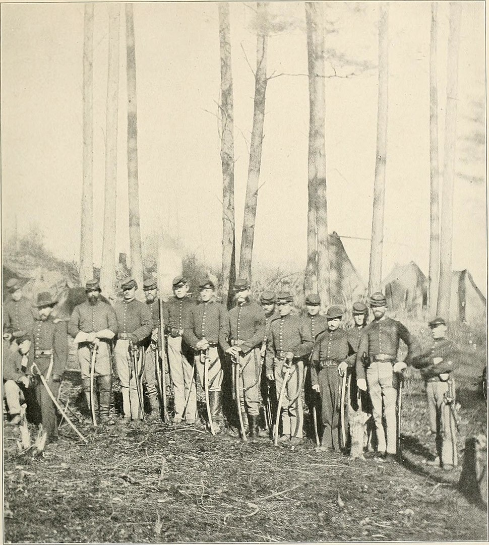 The photographic history of the Civil War - thousands of scenes photographed 1861-65, with text by many special authorities (1911) (14576127288)