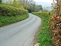 The road to Uley - geograph.org.uk - 774050.jpg