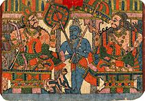 The sage Vyasa and the king Janamejaya..jpg