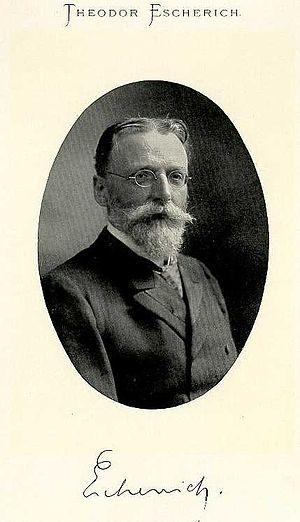 Ansbach - Theodor Escherich