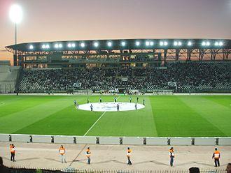 P.A.O.K. - Toumba Stadium