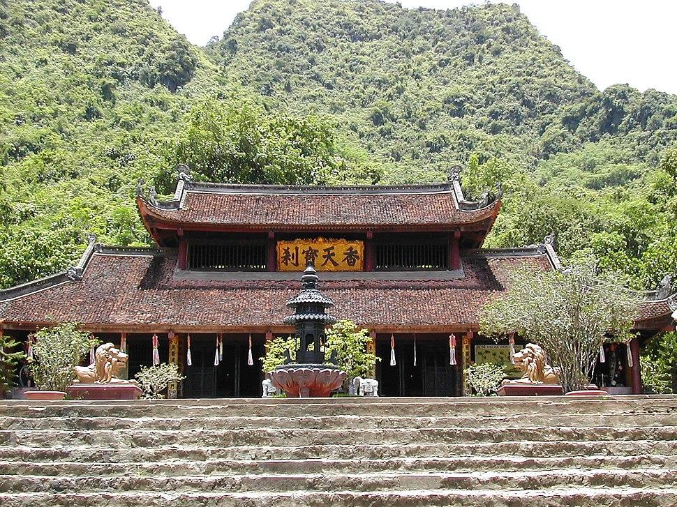 Thiên Trù Pagoda