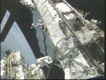 Fitxer:Third STS-128 Spacewalk.ogv