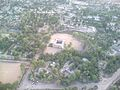 This picture capture on 275 mtr. height. Central School Sarni - panoramio.jpg
