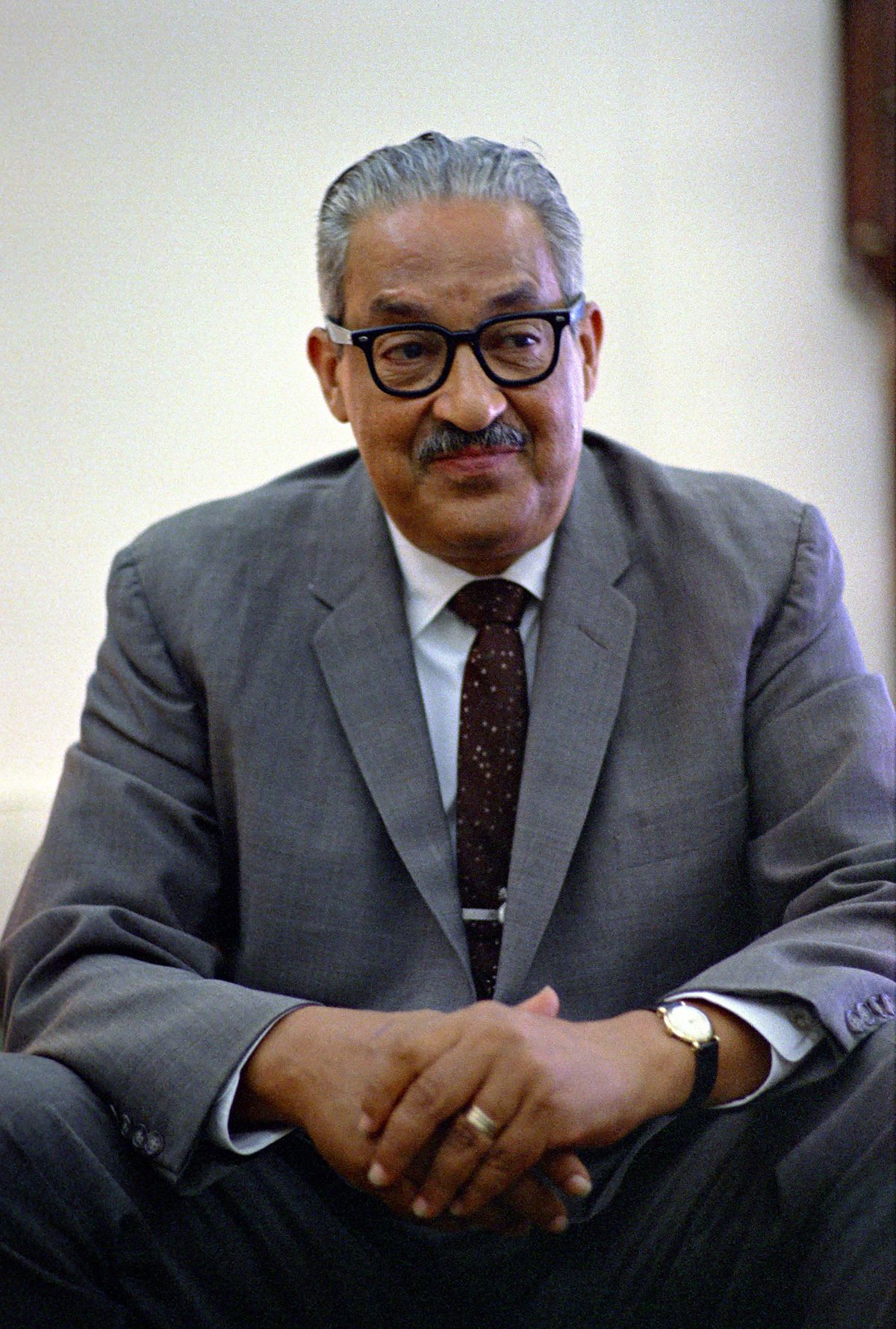 Thurgood Marshall Quotes Thurgood Marshall  Simple English Wikipedia The Free Encyclopedia