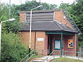 Ticket office, Runcorn East railway station - DSC06721.JPG