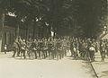 Tijdens de 18e vierdaagse passeert een detachement van de Reichswehr (Duitsland) – F40012 – KNBLO.jpg