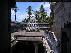 Kalyanasundaresar Temple, Nallur - Image: Tirunallur 2